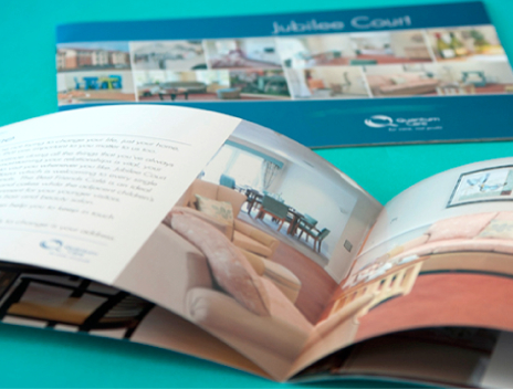 Care Home Marketing | Brochures