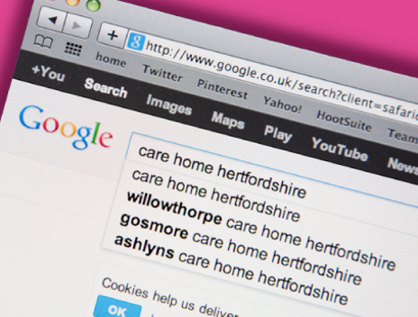 Care Home Marketing | Pay Per Click