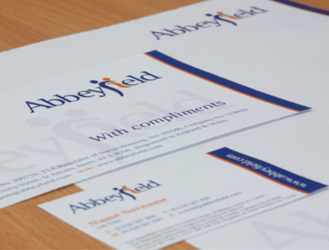 Care Home Marketing | Stationery