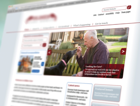 Care Home Marketing | Websites